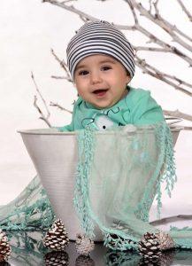 نمونه عکاسی کودک